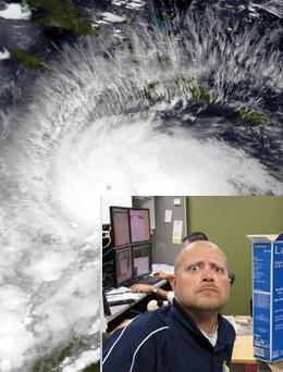 Matt Miller    aka. Hurricane Matthew